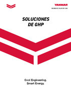 Yanmar GHP Commercial Catalogue SPANISH