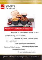 Asian Food Maaltijden Box