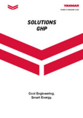 Yanmar GHP Commercial Catalogue FRENCH